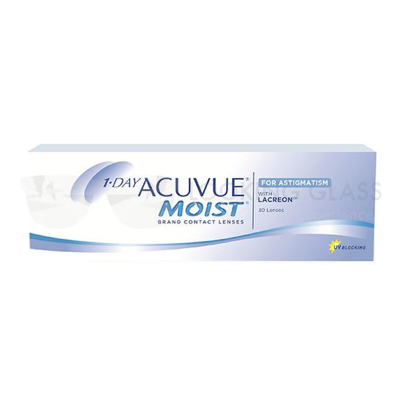 1-Day Acuvue Moist for Astigmastism