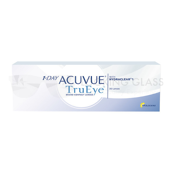 1-DAY ACUVUE® TruEye® Contact Lenses