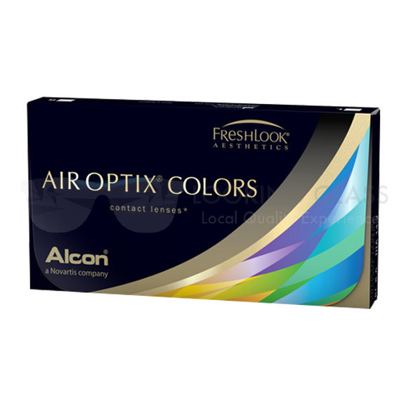 AIR OPTIX® COLORS
