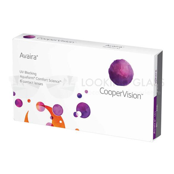 Avaira® Contact Lenses