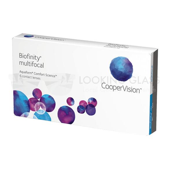 Biofinity® Multifocal
