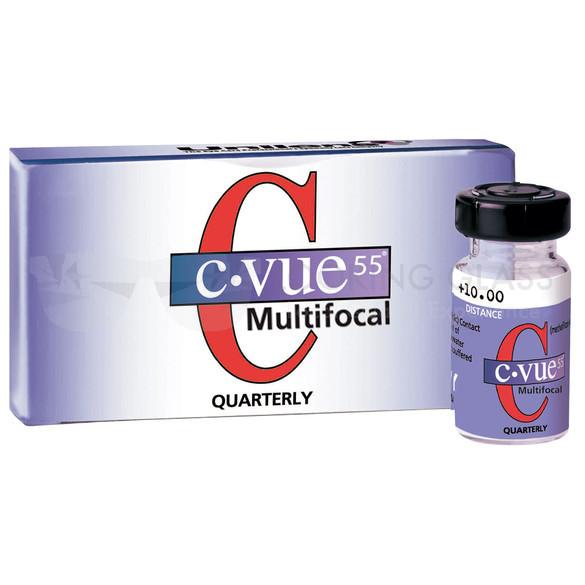 Unilens C-VUE 55 MULTIFOCAL Quarterly Contact Lenses