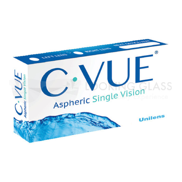 Unilens C-VUE® ASPHERIC SINGLE VISION Contact Lenses