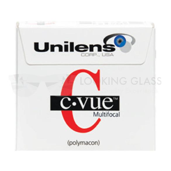 C-VUE® MULTIFOCAL contact lenses