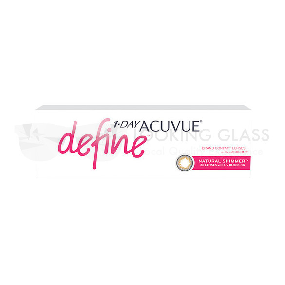 1-DAY ACUVUE® define™ Natural Shimmer