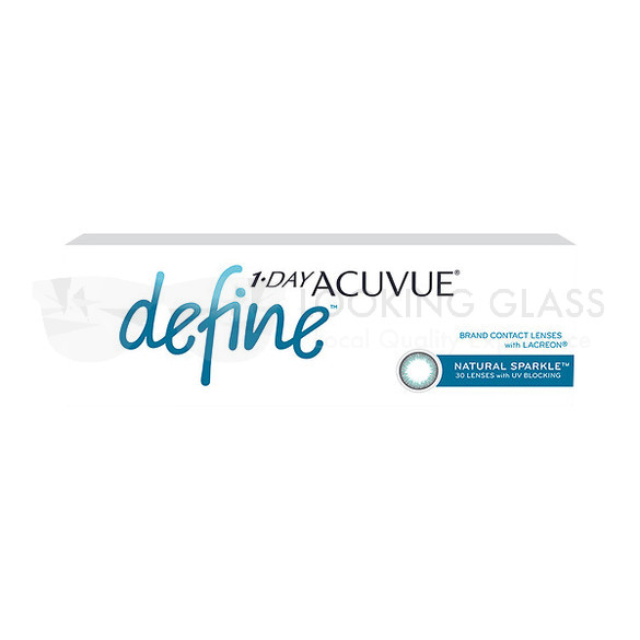 1-DAY ACUVUE® define™ Natural Sparkle